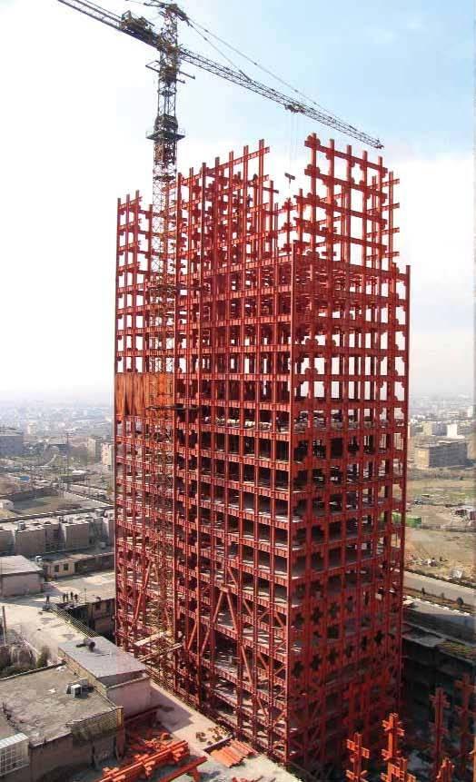 راهنما ی کامل بررسی اجرای اتصالات جوشی در سازه های فولادیطراحی و اجرای اتصالات جوشی بر سازه های فولادی