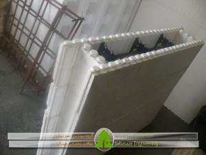 ساختمان های باربر بتن مسلح با قالب های عایق ماندگار (ICF)